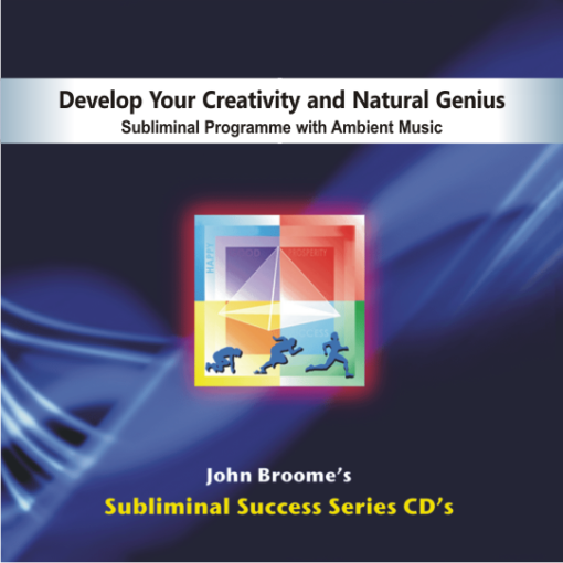 Develop Your Creativity and Natural Genius - Ambient Music