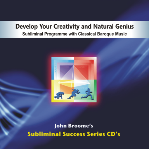 Develop Your Creativity and Natural Genius - Classical Baroque Music