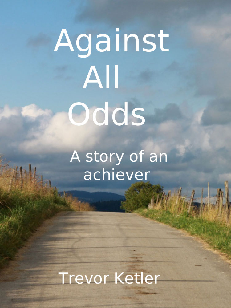 Against all odds - book cover